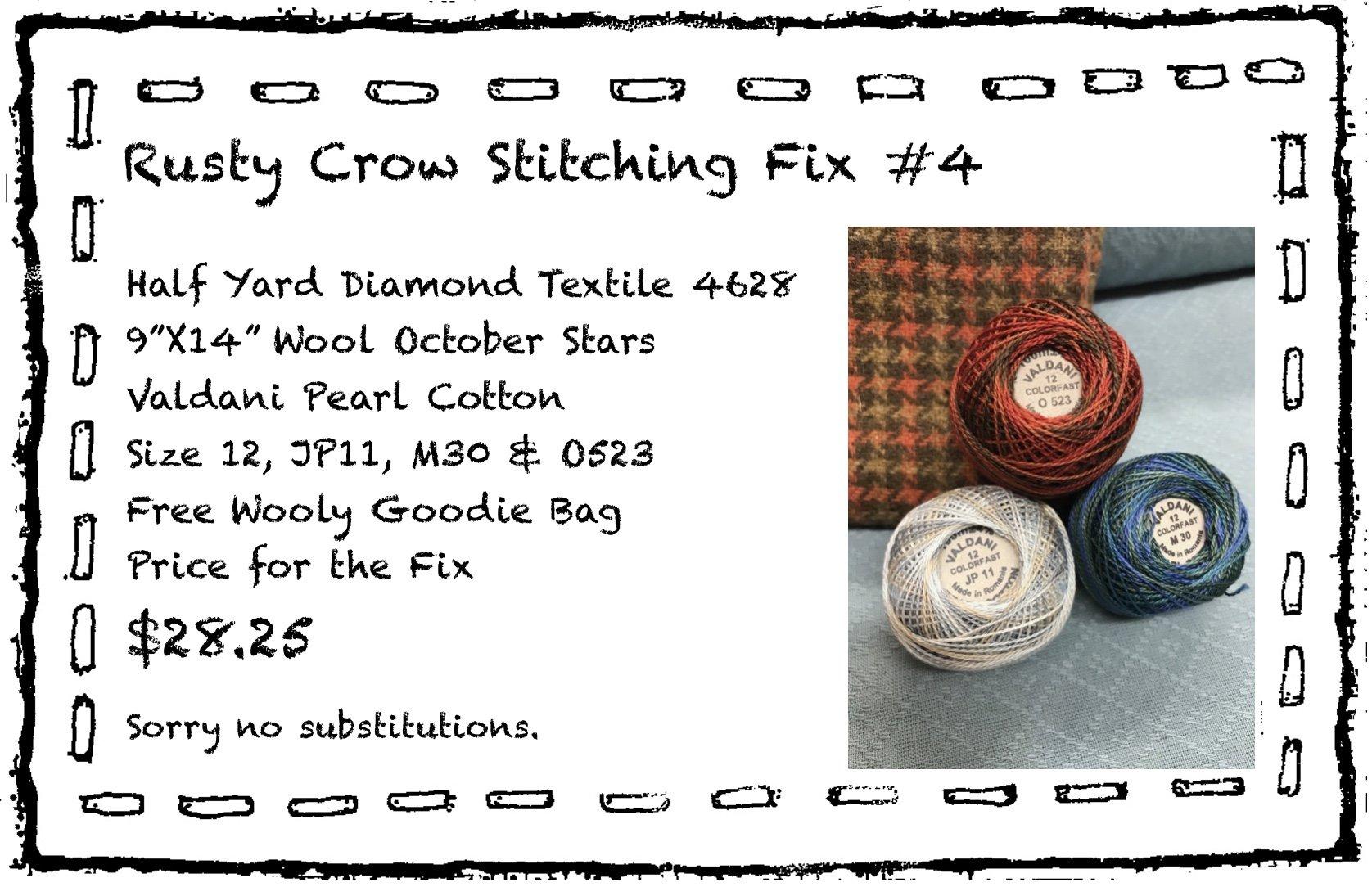 Stitching Fix #4