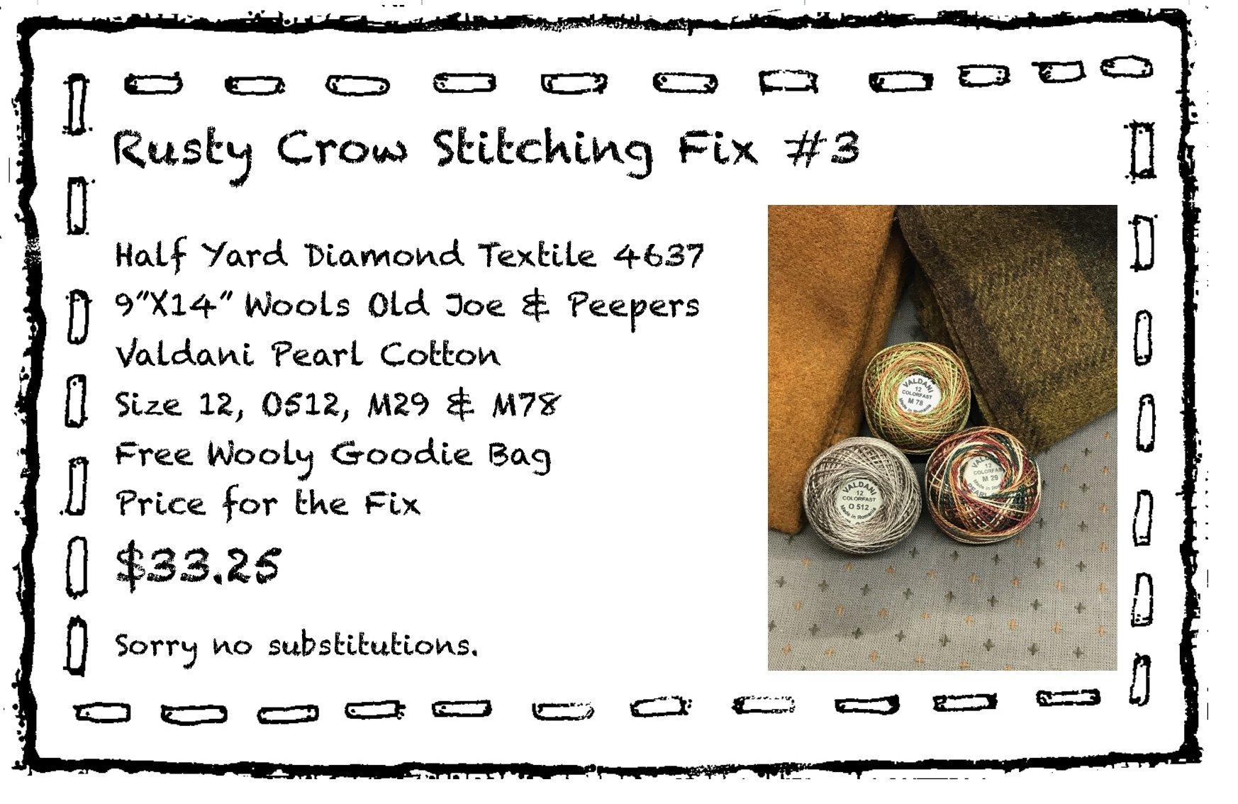 Stitching Fix #3