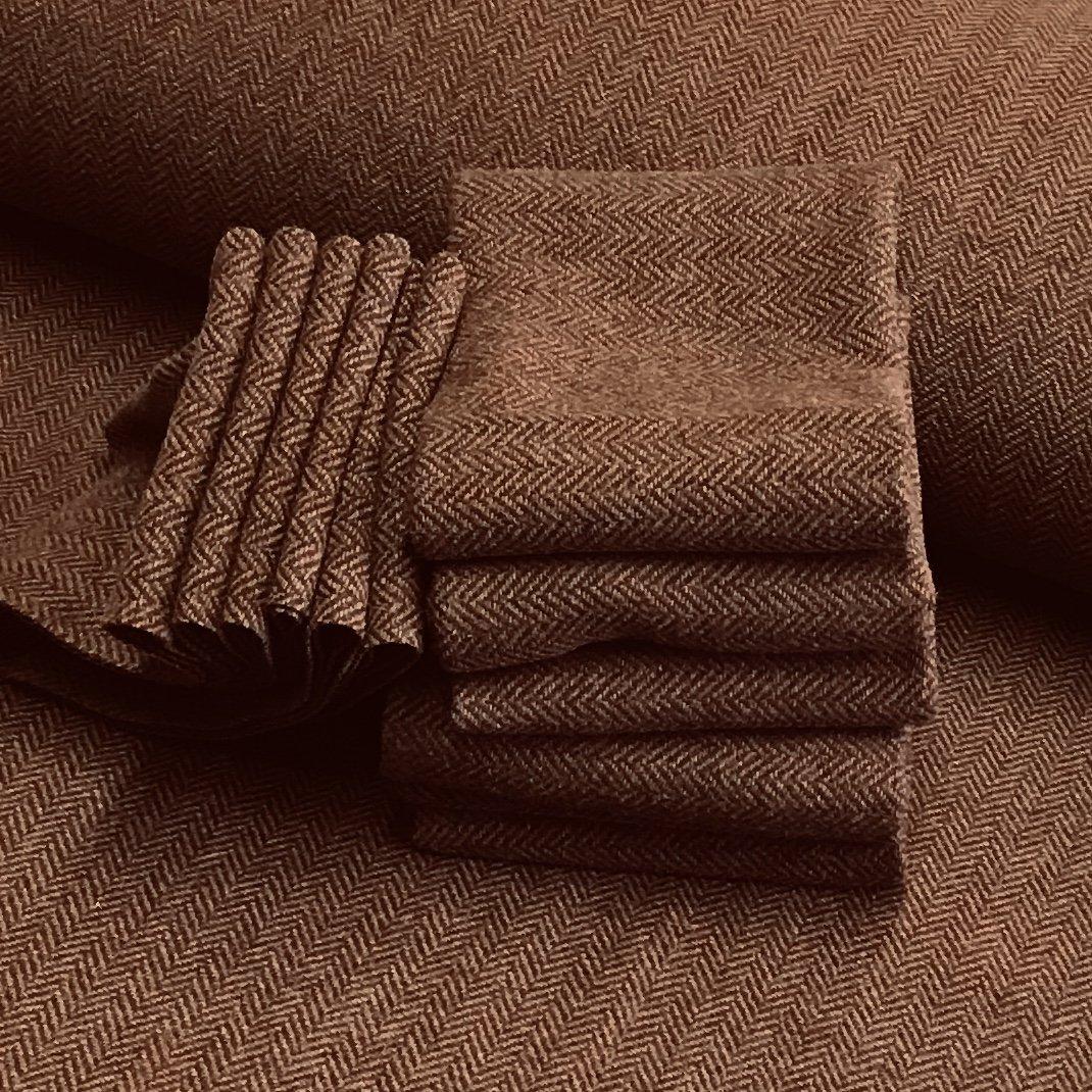 Aged Brick 18 X 21 %100 Wool