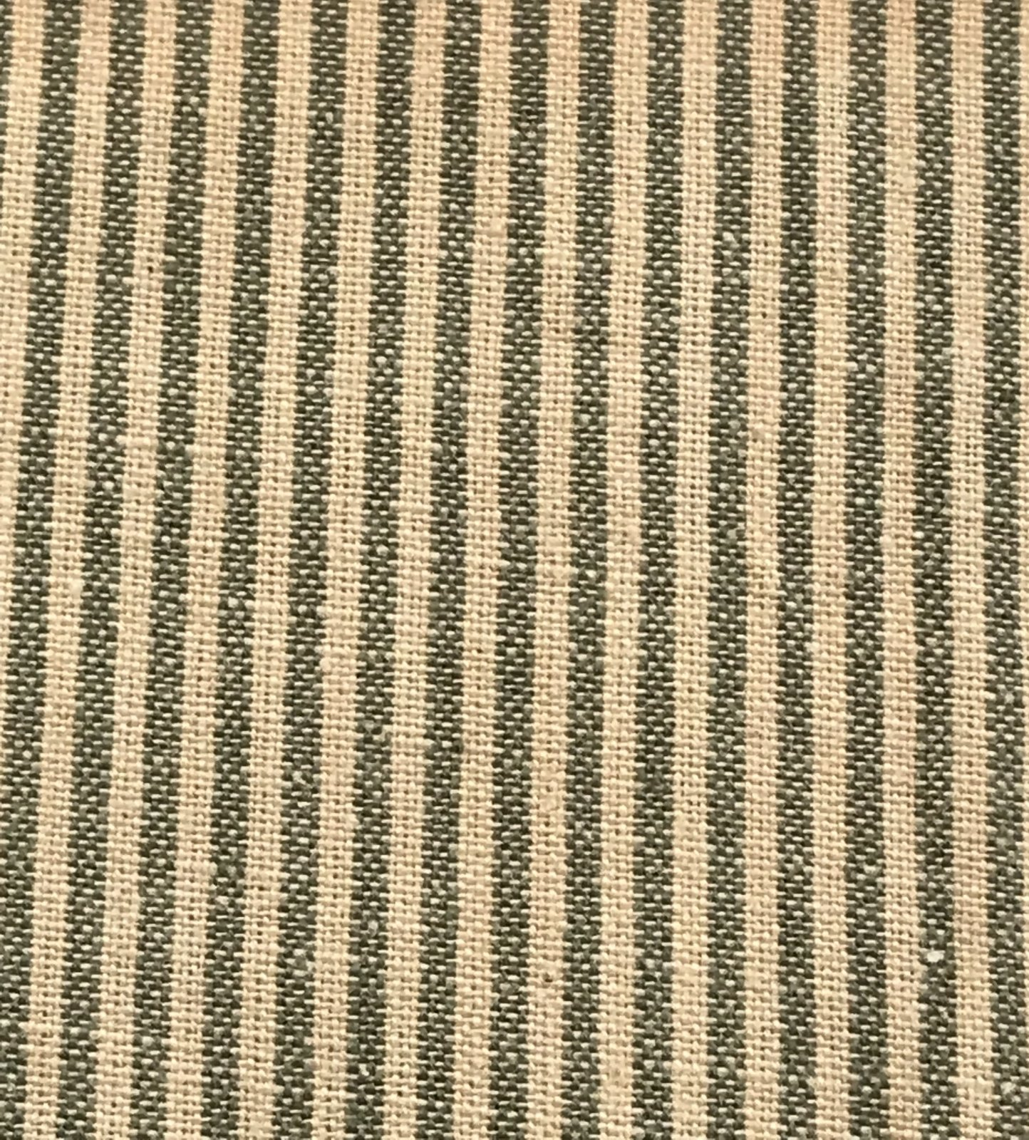 Faded Memories FM 8512 Sage & Cream Stripes