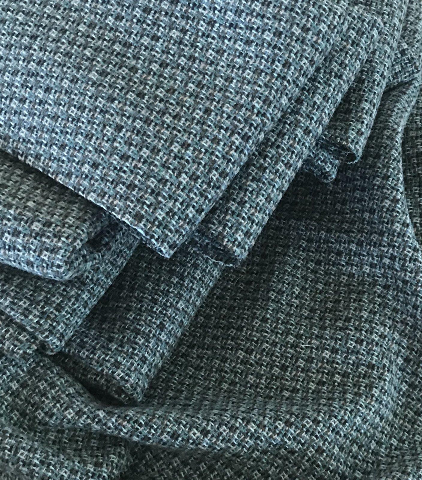 Blue Bayou 18 X 21 100% Wool