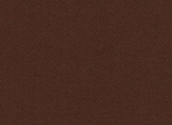 Chocolate Brown 9 X 14 100% Wool
