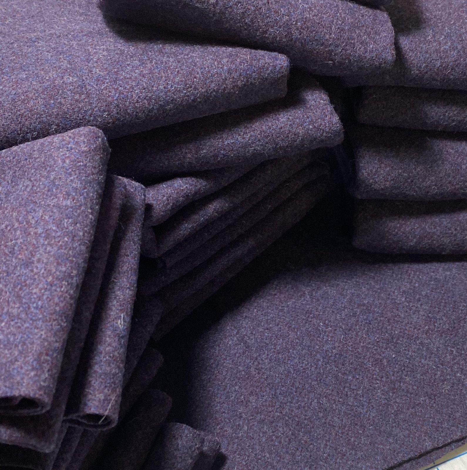 Purple Rain 9 X 14 Wool