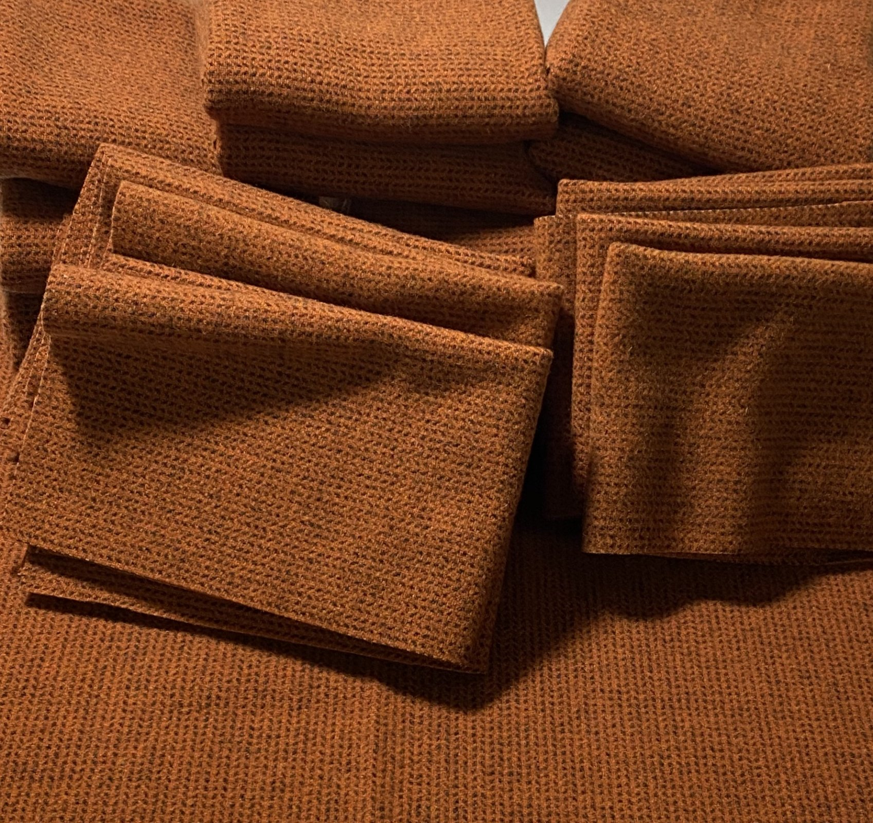 Glazed Carrots 18 X 21 Wool