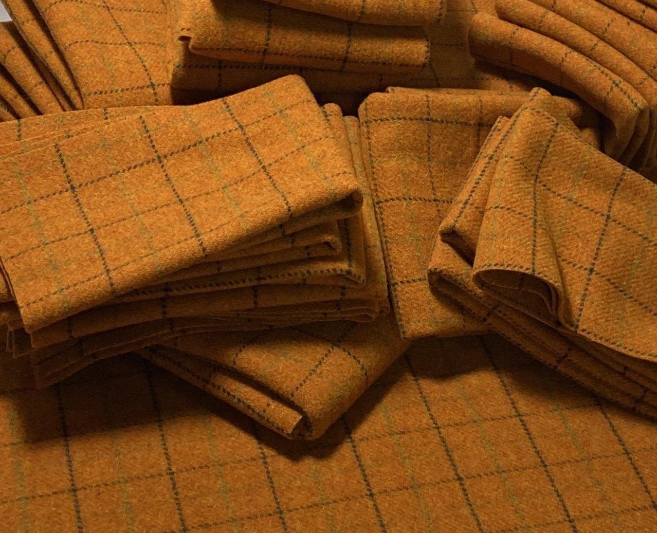 Orange Crush 18 X 21 Wool