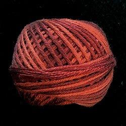Discontinued Color H201 Rust Silk Floss Valdani