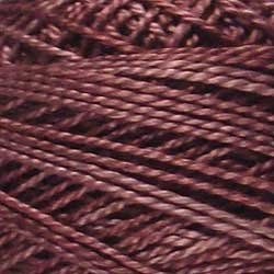 H208 Size 12 Forgotten Lavender Valdani Pearl Cotton