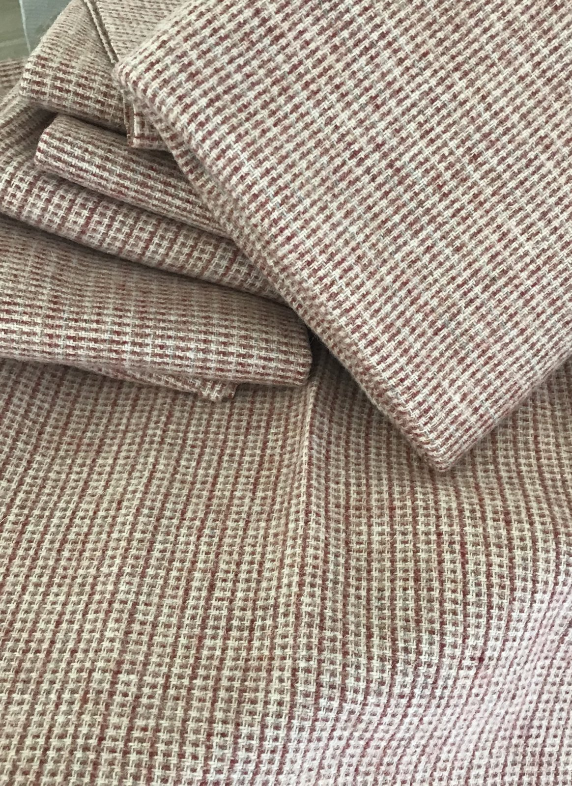 Apple Cart 18 X 21 100% Wool
