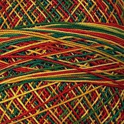 M10 Holiday Crochet Cotton Valdani Size 20 Wt.