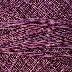 M18 Iris Petals Crochet Cotton Valdani Size 20 Wt.