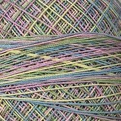 M20 Pastels Crochet Cotton Valdani Size 20 Wt.