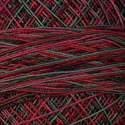 M51 Victorian Splendour Crochet Cotton Valdani Size 20 Wt