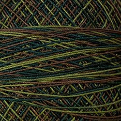 M82 Backyard Greenfield Crochet Cotton Valdani Size 20 Wt