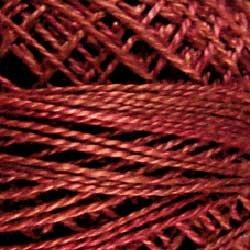 O503 Size 12 Garnets rich deep burgundy Valdani