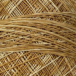 O514 Wheat Husk Crochet Cotton Valdani Size 20 Wt