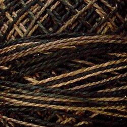 O531 Size 12 Black Nut black dark browns charcoal grays Valdani