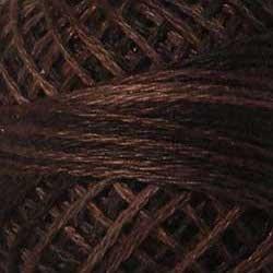 P12 Brown Vintage Hues 3 Strand Floss