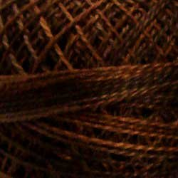 P12 Size 12 Brown - Vintage Hues Valdani