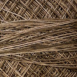 P3 Aged White Medium Crochet Cotton Valdani Size 20 Wt