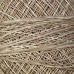 P4 Aged White Light Crochet Cotton Valdani Size 20 Wt