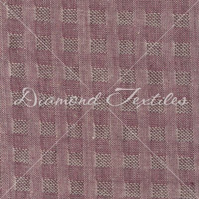 Woven Elements PRF 734 Pink with Tiny Cream Weave