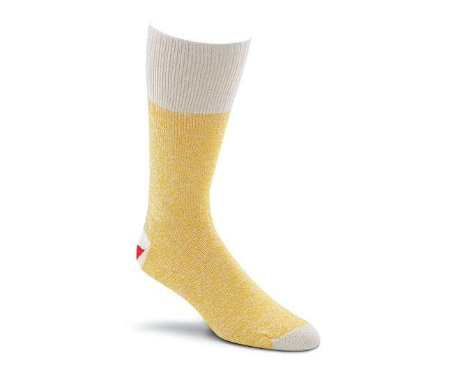 Yellow Meduim Monkey Socks (2 Pairs in each Package)