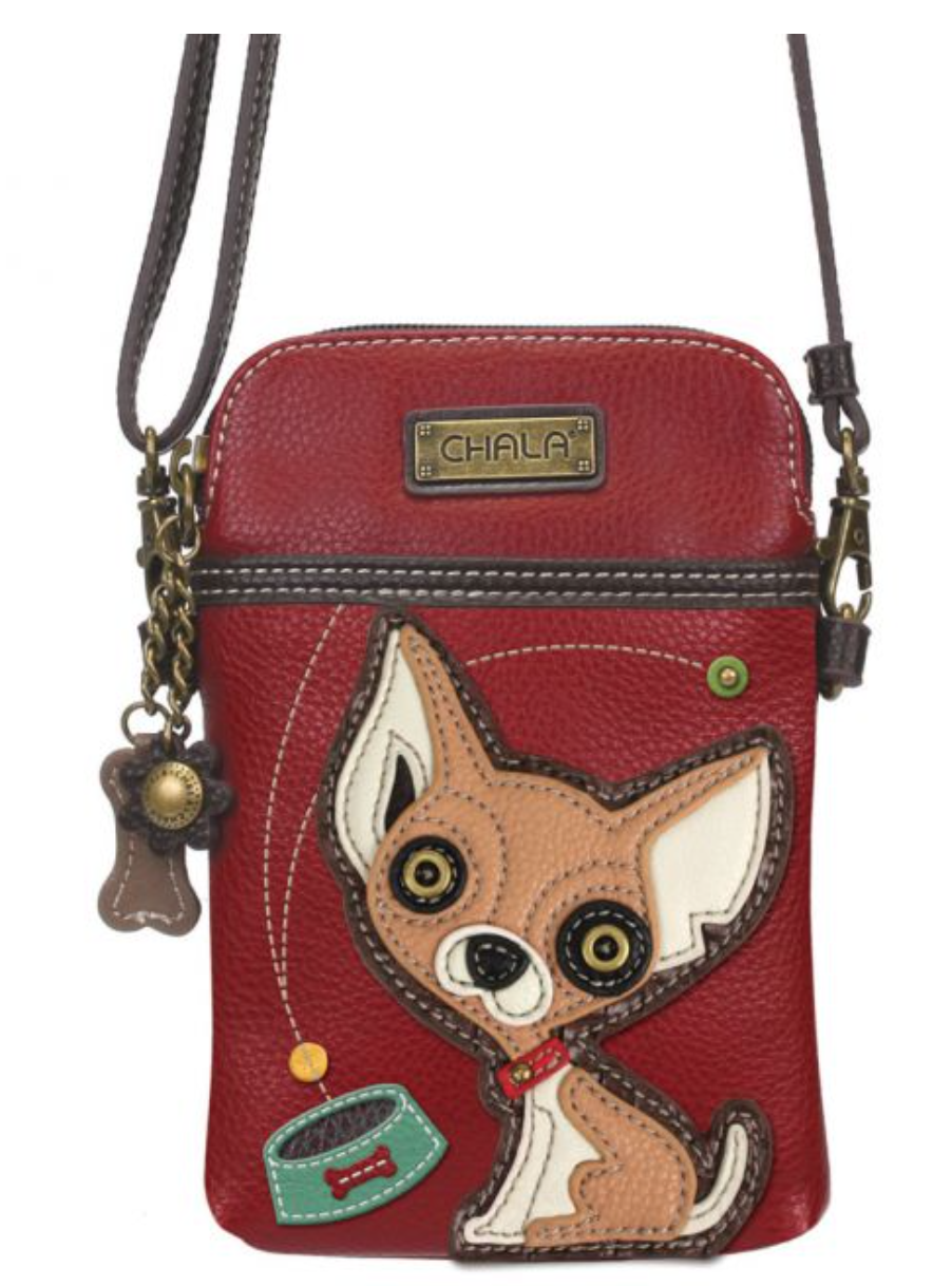 Chihuahua Cell Phone Purse
