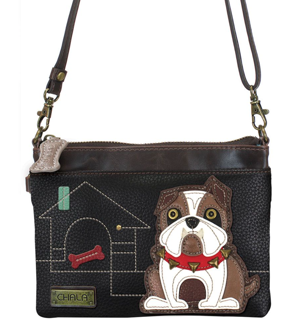 Bulldog Mini Crossbody