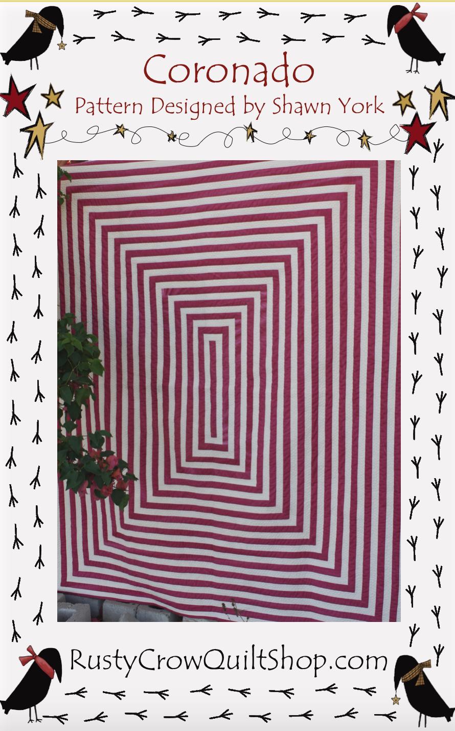 Coronado Quilt Pattern