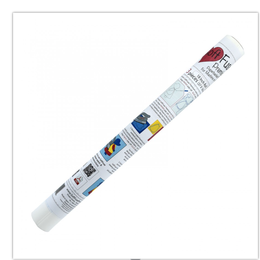 Soft Fuse Premium Web  18 X 37  Roll (3) Sheets