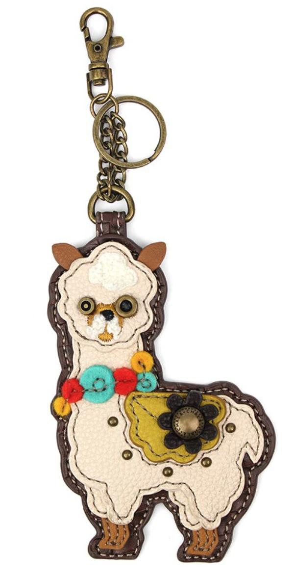 Llama  Key Fob