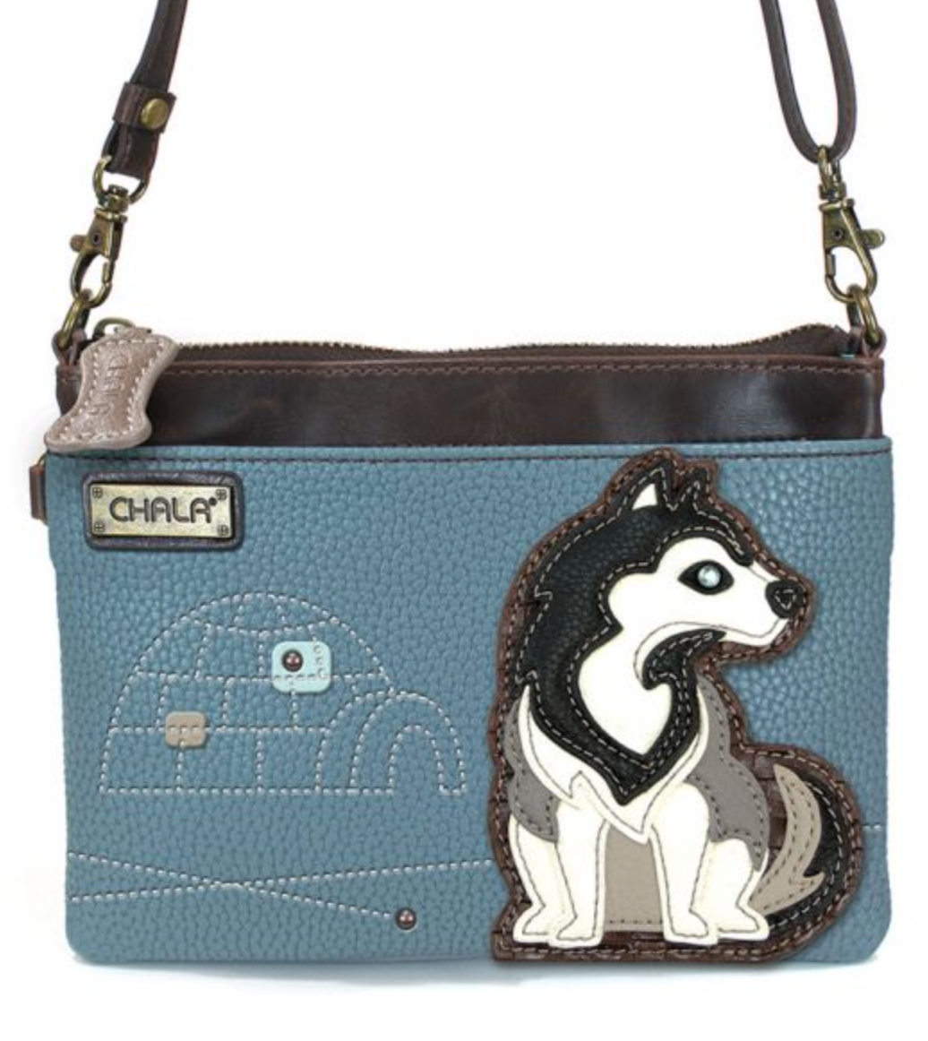 Husky MIni Crossbody
