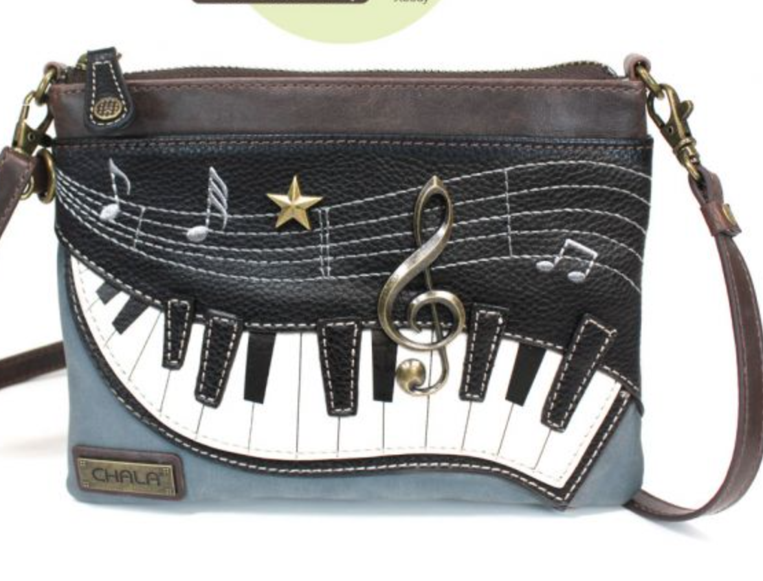 Piano Mini Crossbody