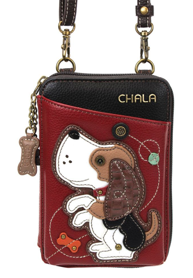 Dog Wallet Crossbody