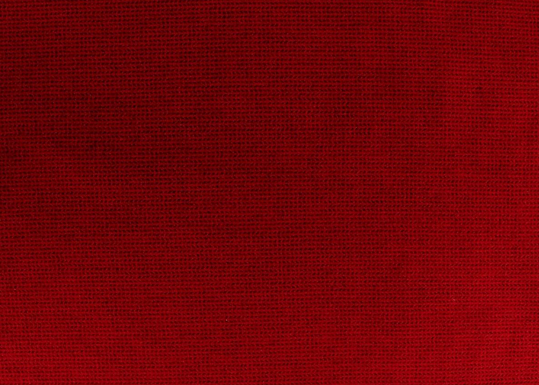 Fire Cracker Red 100% Wool 18 X 21