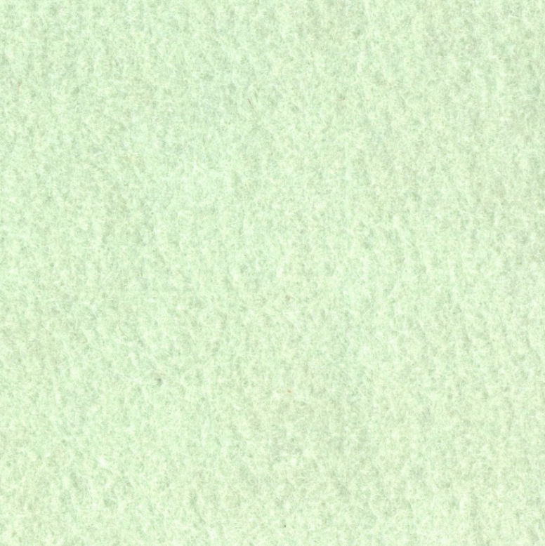 Hint of Mint Wool Felt by National Nonwovens