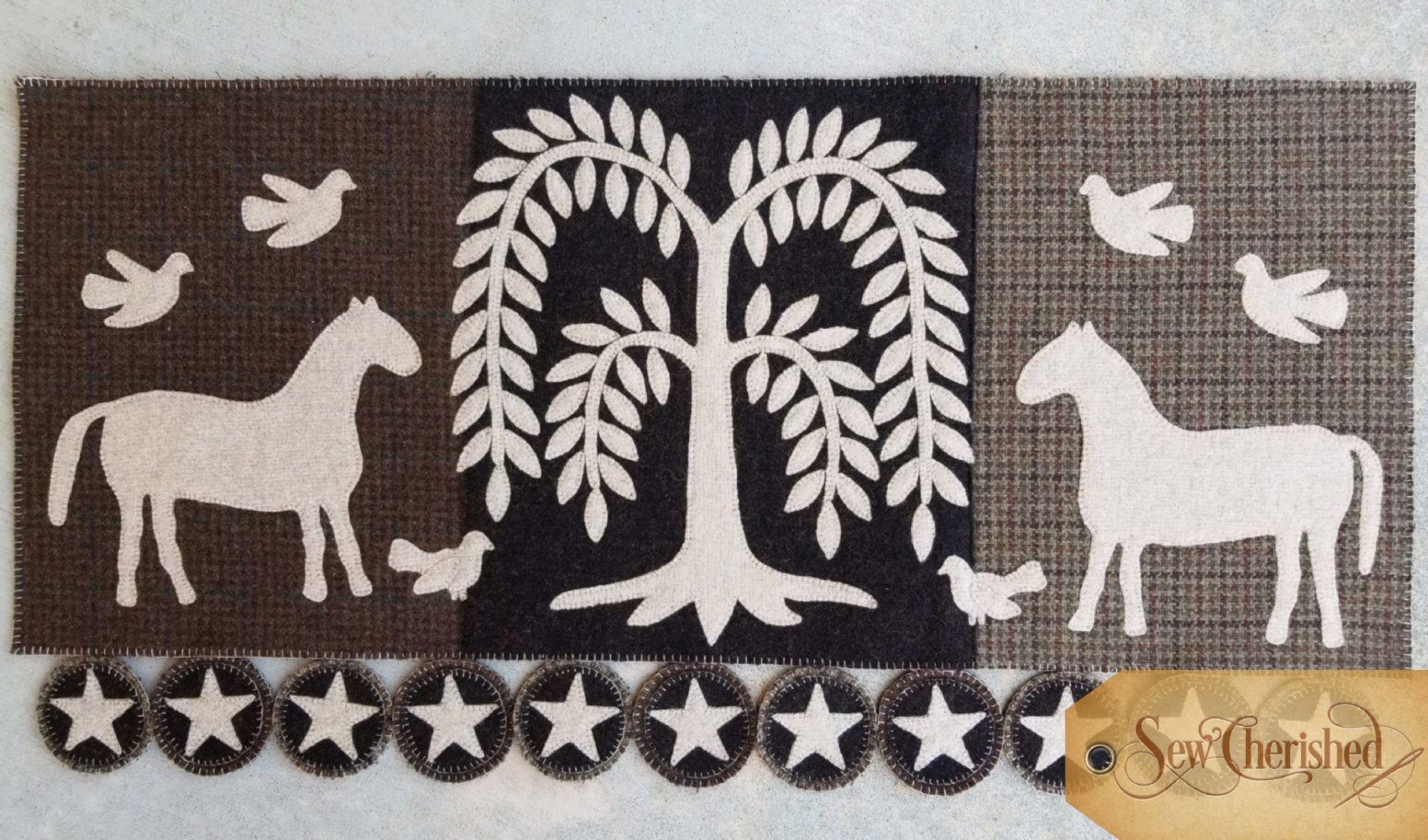 All Things Primitive by Sew Cherished