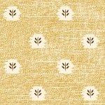 Devon County Yellow background with Cream Design R51 7993 0182