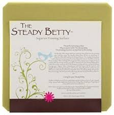 Steady Betty New Blonde Board 12 X 12 Made in the USA