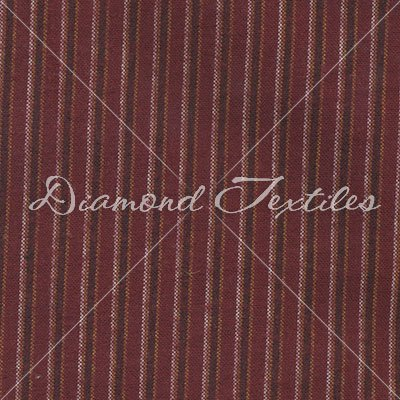 Yarn Dyed Flannels 84554 Red Striped Diamond Textiles