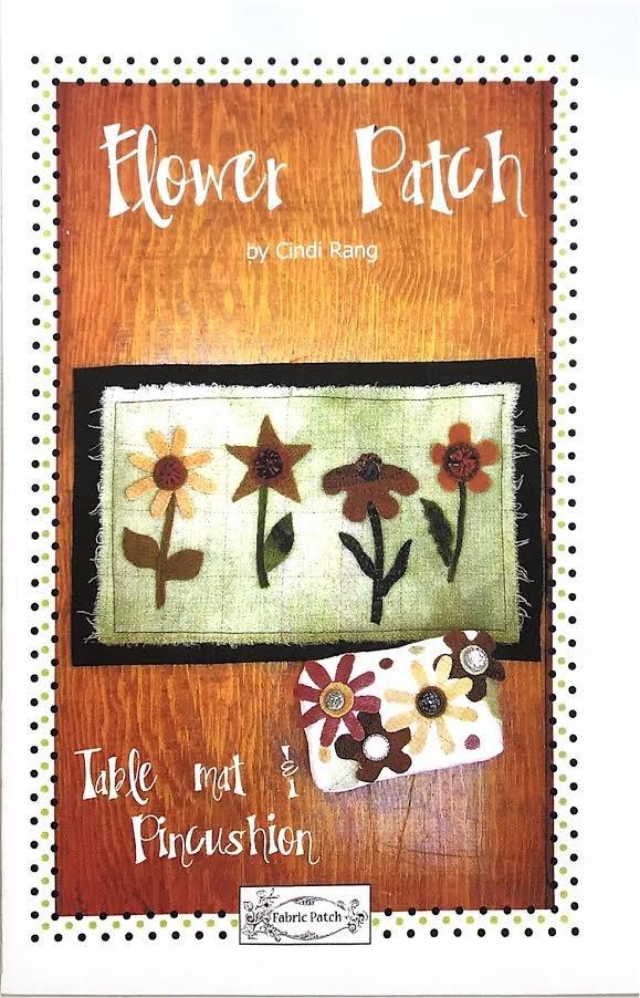 Flower Patch Downloadable Pattern