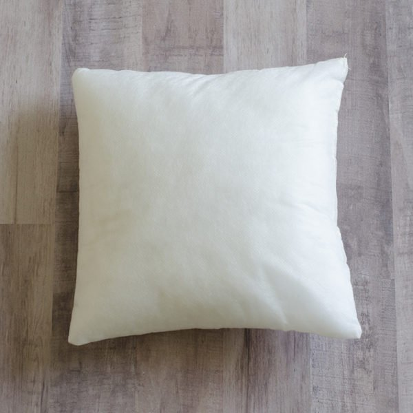 8x8 inch pillow insert