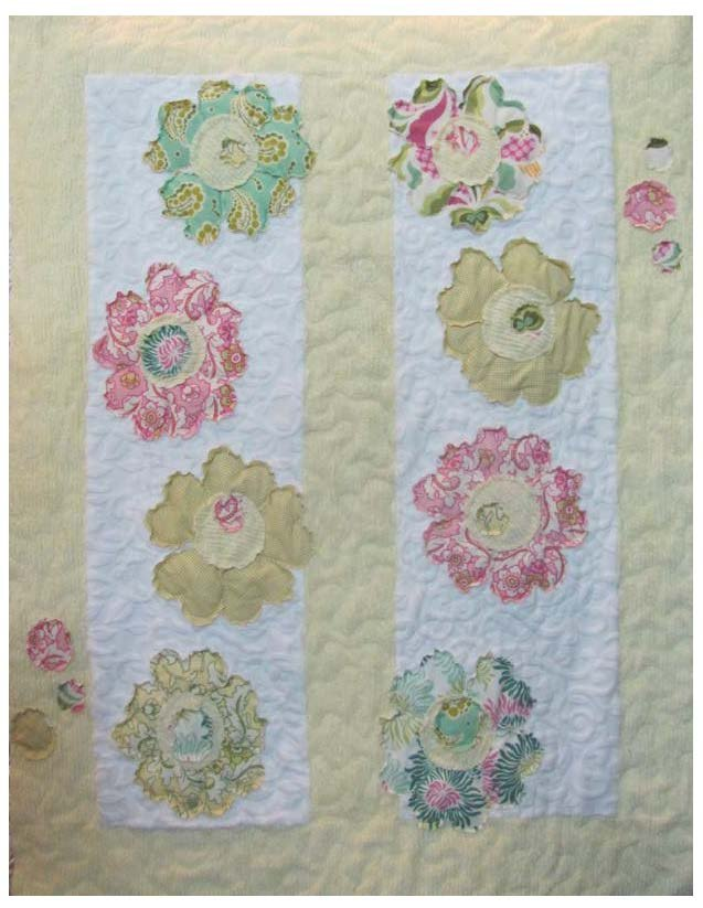 Daisy Blooms Downloadable Pattern
