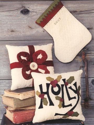 Christmas Pillows & Stockings