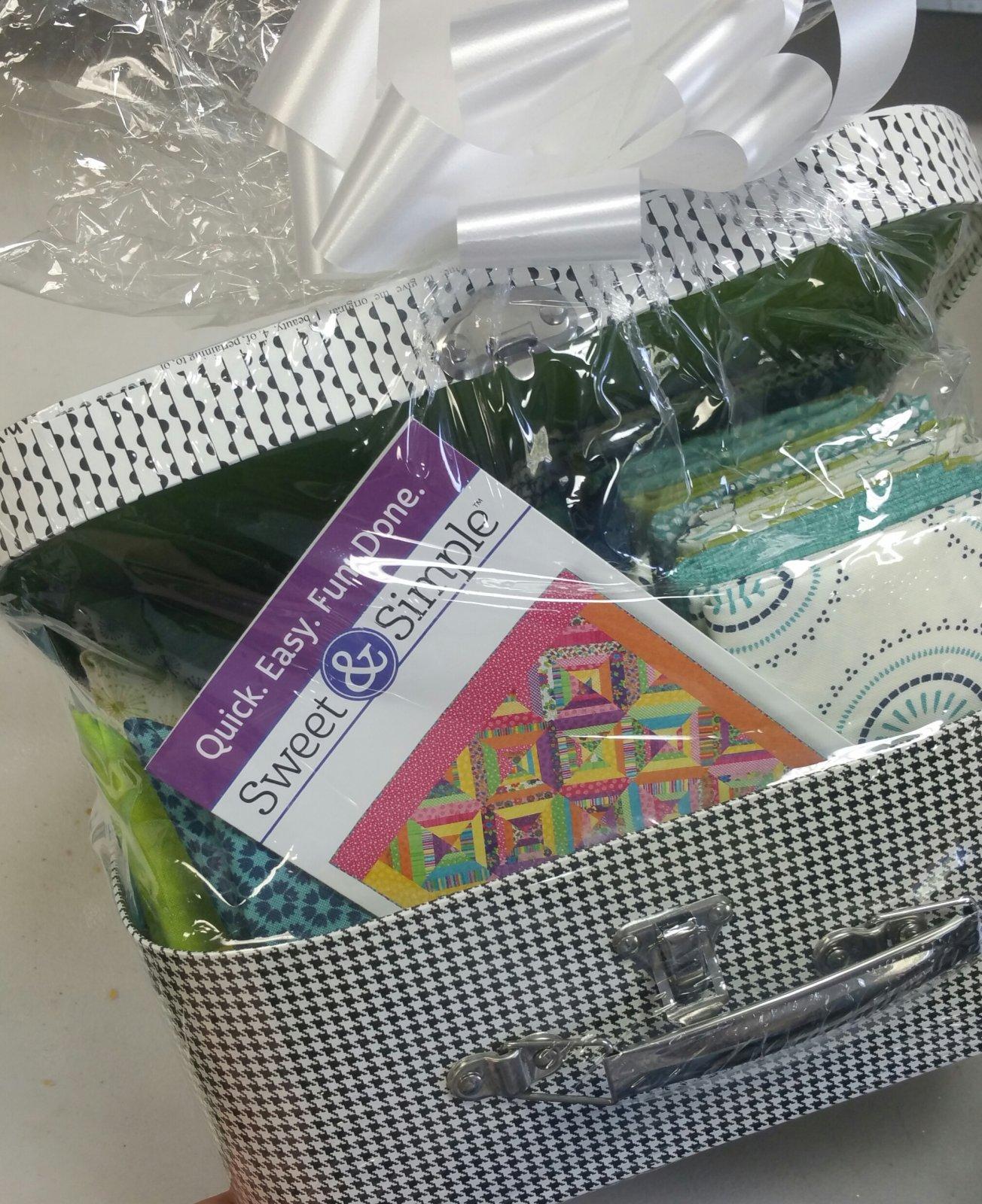 String Beans Quilt Kit