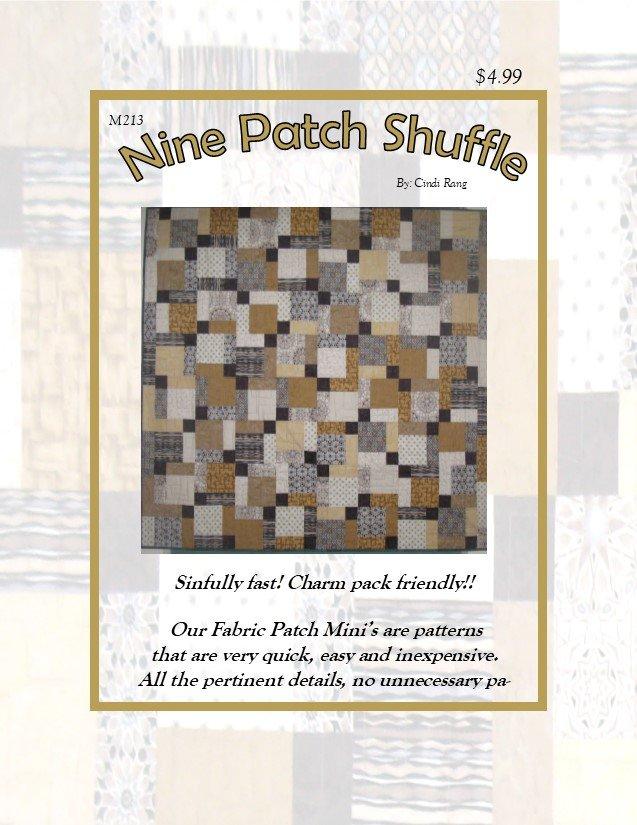 Nine Patch Shuffle
