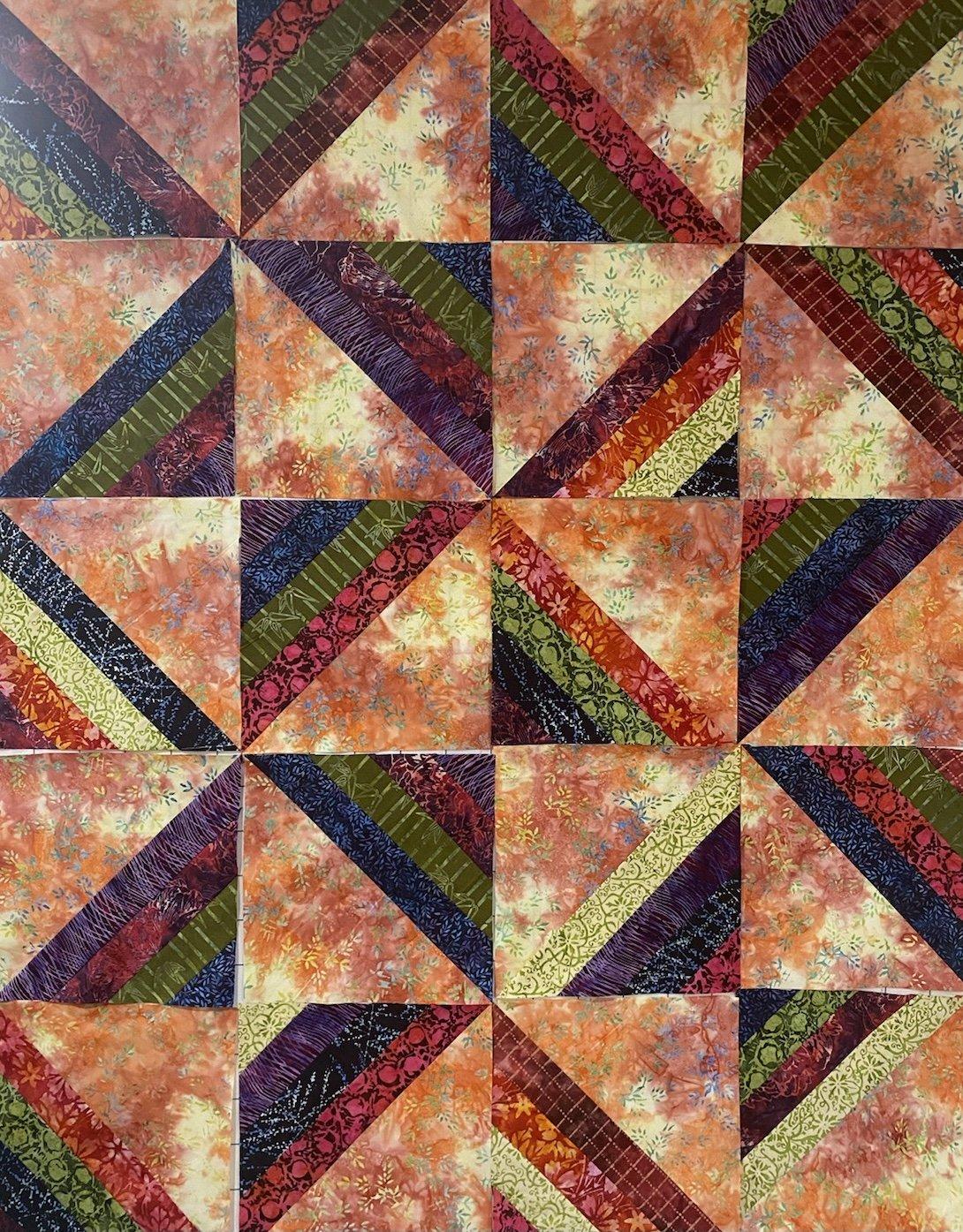 Double Decker printed pattern