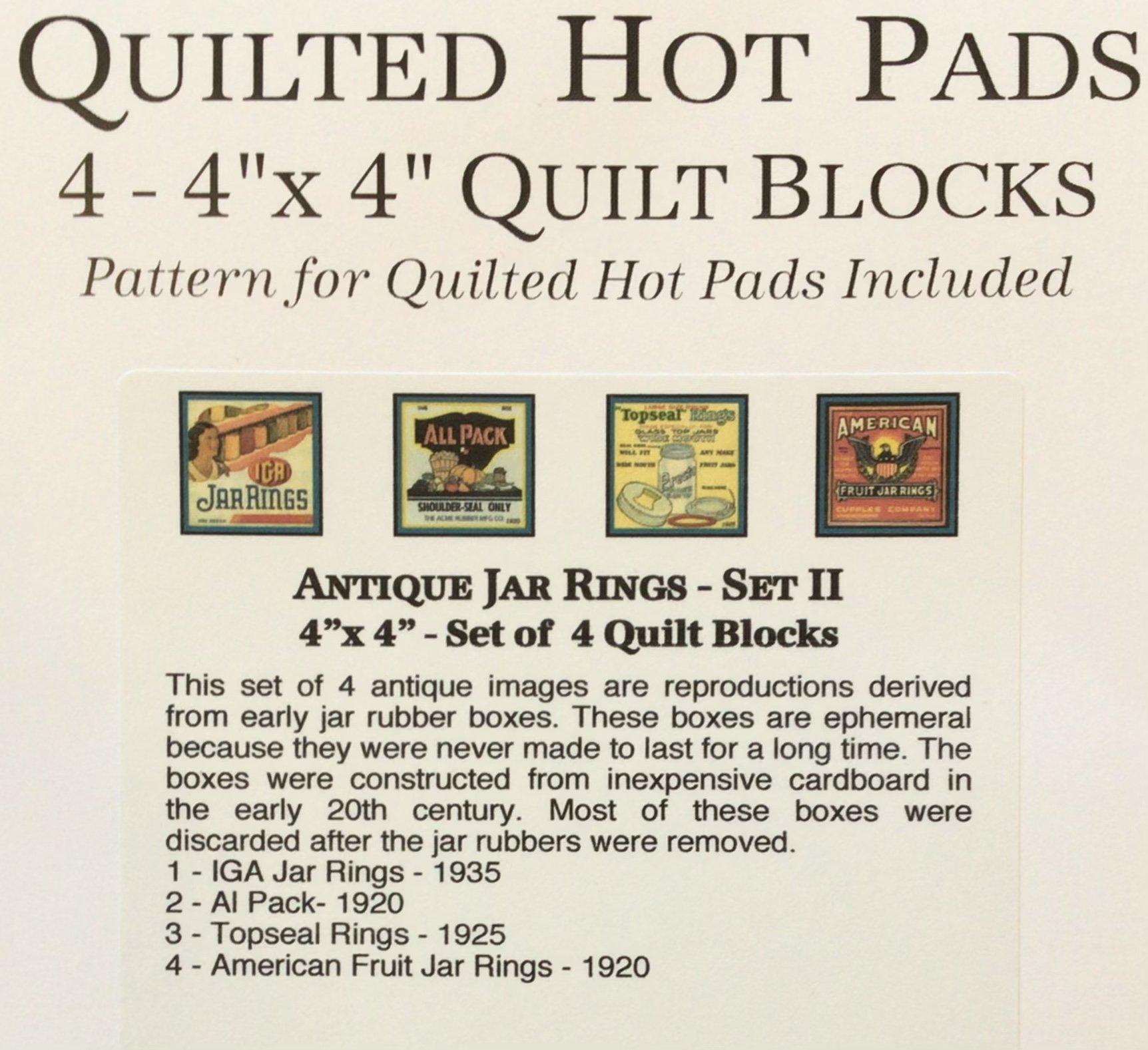 Printed Hot Pads