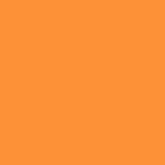 Century Solids - Papaya