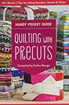 Quilting with Pre-cuts Handy Pocket Guide